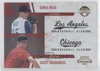 Chris Reed, Scott Snodgress