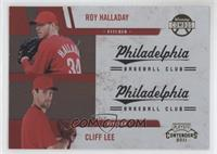 Cliff Lee, Roy Halladay