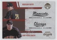 Dan Vogelbach, Hudson Boyd