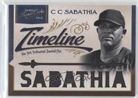 CC Sabathia /25