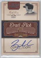 Zach Cone (Uncorrected Error: TJ card number) /249