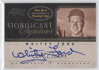 Whitey Ford /25