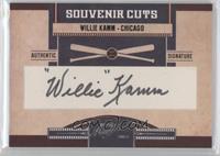 Willie Kamm /49