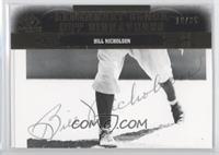Bill Nicholson /35