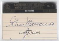 Gus Mancuso /35