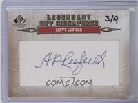 Lefty Leifield /9