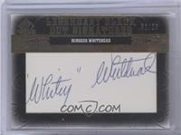 Burgess Whitehead