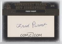Freddy Parent /6
