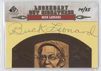 Buck Leonard /35