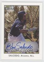 Edward Salcedo /100