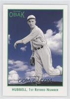 Carl Hubbell /25
