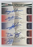 Jeanmar Gomez, Carlos Monasterios, Casey Coleman, Dan Runzler, Drew Storen /25