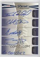 Francisco Cervelli, Eduardo Nunez, Slade Heathcott, Gary Sanchez, Caleb Cotham …