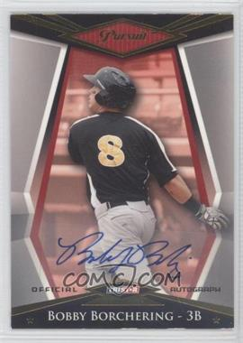 2011 TRISTAR Pursuit Gold Autographs [Autographed] #44 - Bobby Borchering /111