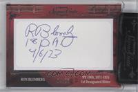 Ron Blomberg /25