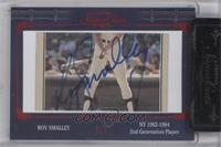 Roy Smalley /5