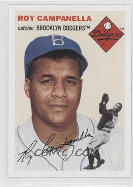 2011 Topps - 60 Years of Topps: The Lost Cards - Original Back #60YOTLC-4 - Roy Campanella