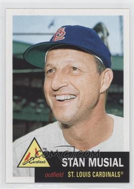 2011 Topps - 60 Years of Topps: The Lost Cards #60YOTLC-1 - Stan Musial