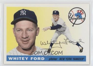 2011 Topps - 60 Years of Topps: The Lost Cards #60YOTLC-6 - Whitey Ford