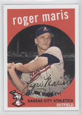 2011 Topps - 60 Years of Topps #60YOT-08 - Roger Maris