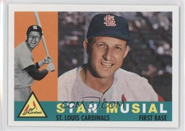 2011 Topps - 60 Years of Topps #60YOT-09 - Stan Musial