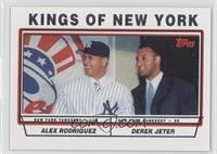 Alex Rodriguez, Derek Jeter