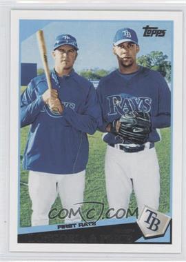 2011 Topps - 60 Years of Topps #60YOT-117 - Evan Longoria, David Price