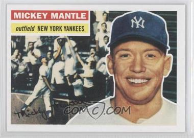 2011 Topps - 60 Years of Topps #60YOT-64 - Mickey Mantle