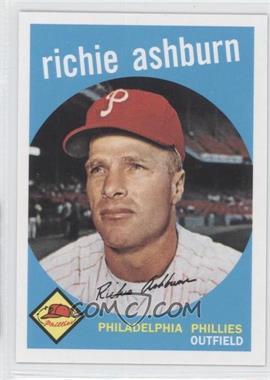 2011 Topps - 60 Years of Topps #60YOT-67 - Richie Ashburn