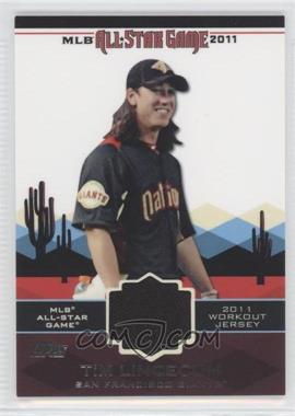 2011 Topps - All-Star Stitches #AS-10 - Tim Lincecum