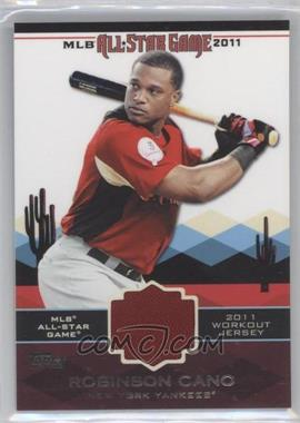 2011 Topps - All-Star Stitches #AS-3 - Robinson Cano