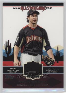 2011 Topps - All-Star Stitches #AS-65 - Ryan Braun