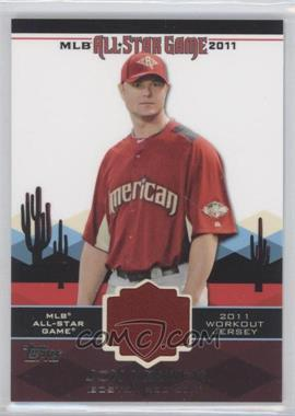 2011 Topps - All-Star Stitches #AS-67 - Jon Lester