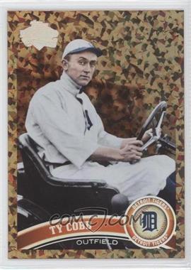 2011 Topps - [Base] - Cognac Diamond Anniversary #200.2 - Ty Cobb (Legends)