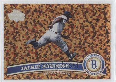 2011 Topps - [Base] - Cognac Diamond Anniversary #80.2 - Jackie Robinson (Legends)
