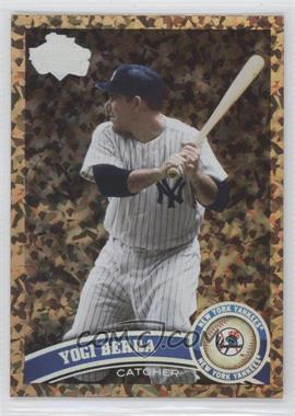 2011 Topps - [Base] - Cognac Diamond Anniversary #90.2 - Yogi Berra (Legends)