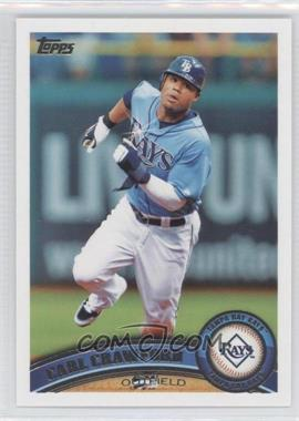 2011 Topps - [Base] - Diamond Sparkle #25 - Carl Crawford
