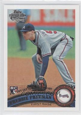 2011 Topps - [Base] - Factory Set Diamond Anniversary #145 - Freddie Freeman