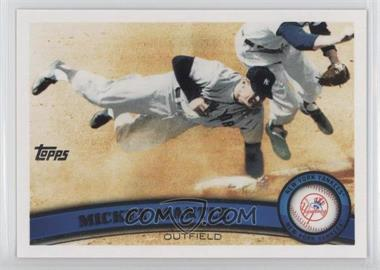 2011 Topps - [Base] - Factory Set Diamond Anniversary #7 - Mickey Mantle