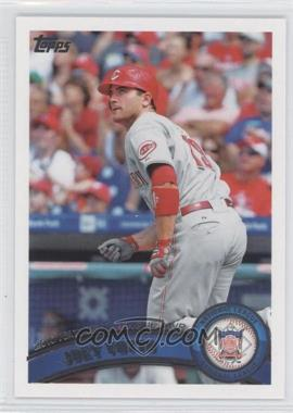 2011 Topps - [Base] - Factory Set Limited Edition #211 - Joey Votto