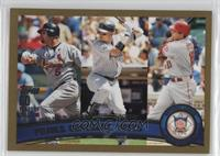 Albert Pujols, Joey Votto /2011