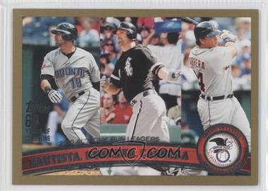 2011 Topps - [Base] - Gold #202 - Paul Konerko /2011