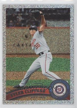 2011 Topps - [Base] - Holiday Factory Set Bonus Pack #74 - Tyler Clippard /75
