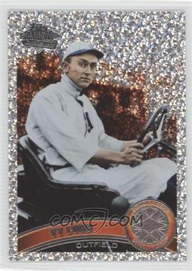 2011 Topps - [Base] - Platinum Diamond Anniversary #200.2 - Ty Cobb (Legends)