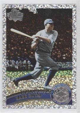 2011 Topps - [Base] - Platinum Diamond Anniversary #271.2 - Babe Ruth (Legends)