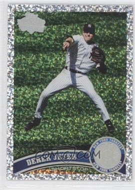 2011 Topps - [Base] - Platinum Diamond Anniversary #330.1 - Derek Jeter (Base)