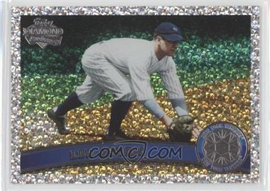 2011 Topps - [Base] - Platinum Diamond Anniversary #5.2 - Lou Gehrig (Legends)