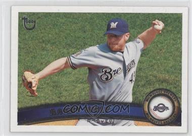 2011 Topps - [Base] - Target Throwback #14 - Randy Wolf