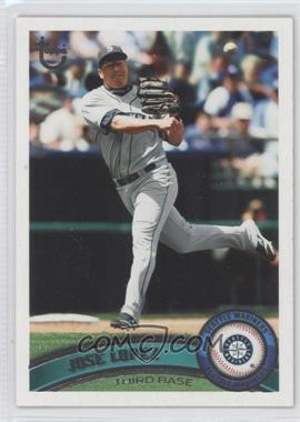 2011 Topps - [Base] - Target Throwback #173 - Jose Lopez
