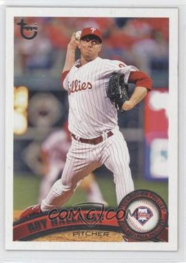 2011 Topps - [Base] - Target Throwback #300 - Roy Halladay